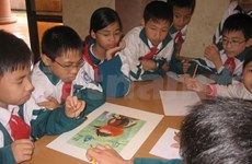 Programme inspires children to read