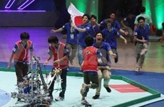 Robocon Vietnam 2014 kicks off