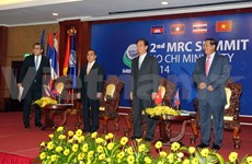 Vietnam hosts second Mekong River Commission Summit