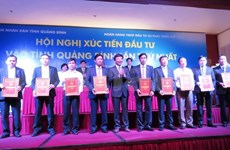 Conference promotes investment into Quang Binh