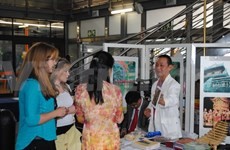 Vietnam attends trade, tourism festival in South Africa