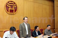 Deputy PM inspects business restructuring in Hanoi