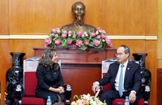 VFF Chairman receives ICAP President