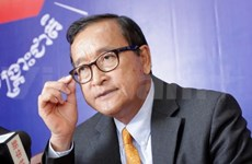 Cambodian Gov't considers lawsuit against opposition leader