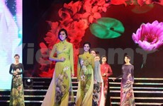 ASEAN-China costumes exhibition opens
