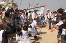Cau Ngu festival recognised as national heritage