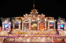Hue festival opens in stunning style