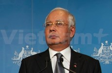Malaysian PM calls for ASEAN to up collective strength
