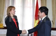 German Parliament Vice President visits Vietnam