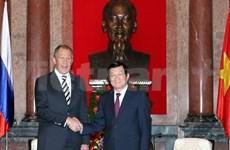 President: Vietnam treasures strategic partnership with Russia