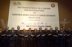 ASEAN to dialogue with Japanese business community