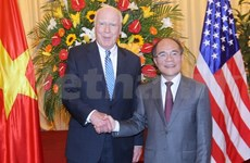 Vietnam treasures ties with United States: NA Chairman