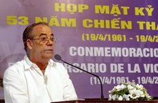 HCM City remembers Cuba's Giron victory