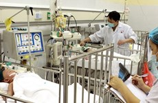 Hanoi hospitals equipped to combat measles