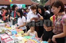 Vietnam's first Book Day to promote reading