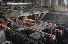 Steel imports rise in first quarter