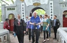 Top US senator concludes Vietnam visit