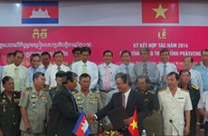 Dong Thap, Cambodian province ink deal to strengthen ties