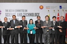 Vietnam attends ASEAN Science and Technology meeting
