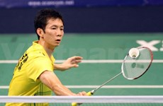 VN player seeded No 3 for Asia Badminton Championships