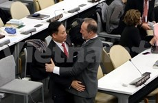 Steering committee for int'l integration set up