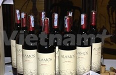 Renowned Argentinean wine introduced in Hanoi