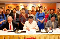 Vietnam, Laos plan oil and gas pipeline project
