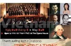 Haydn's masterpiece to be performed in Ho Chi Minh City