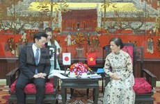 Hanoi, Fukuoka to work together on environment