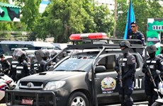 Thailand's internal security act extended