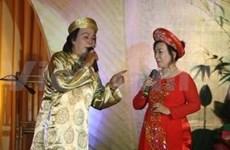 Workshop promotes preservation of southern singing style