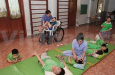 Vietnam pledges to continue help for disabled people