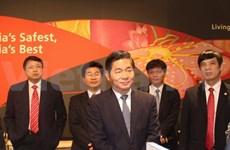 Singapore investors take interest in Vietnam