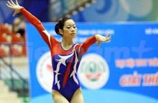 Vietnam gymnast clinches 2nd World Challenge Cup title