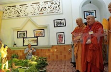 Most Venerable monk upbeat about 2014 Vesak Day