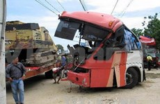 Traffic accidents kill 99 people in four days of holiday