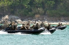 Philippines, US start annual joint exercises