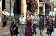 Holidaymakers throng to Sa Pa for vacation