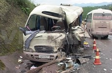 Traffic accidents claim 117 lives during holiday