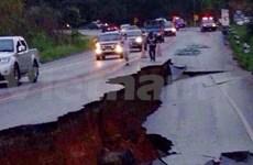 At least 26 casualties recorded in Thai quake