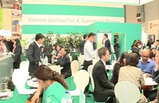 Vietnam attends Brussels Seafood Expo Global