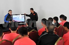 Vietnam anticipates futsal match with Iran