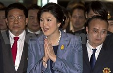 Ousted Thai PM indicted over rice-pledging policy