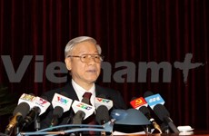 Party Central Committee meets to review long-term progress