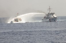 China condemned for escalating East Sea tensions