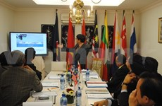 ASEAN ambassadors concerned about East Sea situation