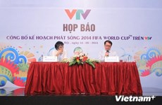VTV acquires exclusive Vietnamese rights to broadcast FIFA World Cup