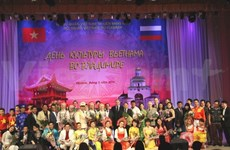 Vietnamese Culture Day held in Russian province