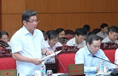 NA Standing Committee debates gov't socio-economic report
