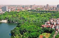 Hanoi to become green city by 2030